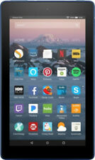 "All-New Amazon Fire 7 Tablet with Alexa, 7"" Display, 8 GB, Blue  Special Offers"