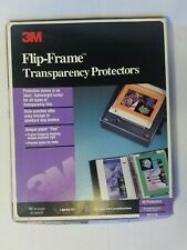 3M Flip Frame Transparency Protectors RS7110 Open Box
