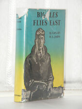 W E Johns - Biggles Flies East 1952 Edition