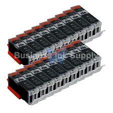 18 PIGMENT BLACK Canon PGI-250XL Compatible Ink Cartridge PGI-250 PGI-250XL BK