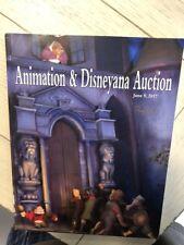 Animation & Disneyana Auction-June 9, 2017-Paperback Auction Catalog