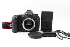 Canon EOS 5D Mark II 21.1MP Digital SLR Camera - Black (Body Only)[Exc+]#636081