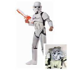 Star Wars Stormtrooper Childs Halloween Costume Rubies Cosplay - Size Small 4-6