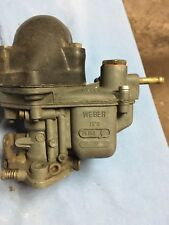 carburatore weber 28 IBM 100