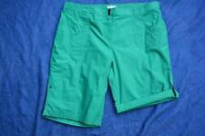 Machine Washable Cargo 100% Cotton Shorts for Women