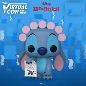 Disney Lilo & Stitch - Stitch in Rollers Funko Pop! **NYCC2021 PRE-ORDER**