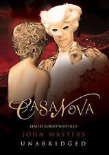 Casanova by John Masters (2005, CD, Unabridged)