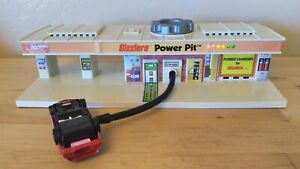 2007 Hot Wheels Sizzlers Power Pit Tested