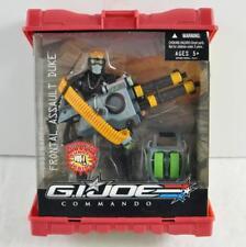 G.I. Joe Commando codename: FRONTAL ASSAULT DUKE NIB