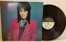 JOAN JETT and The Blackhearts I Love Rock n Roll LP 33243 - Play Tested VG+  *A8