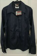 Oil And Gas Safety Supply Flame Resistant Welders Jacket Women's Sz 2Xl FireZero