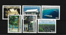 CAYMAN IS SG1211/16, 2009 SCENES (2ND) MNH