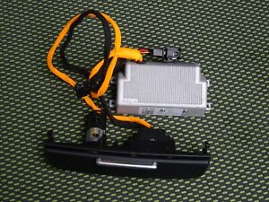 VW Touareg 7P Steckdose Transformator Wechselrichter 115 V 150 W 7P6907155D