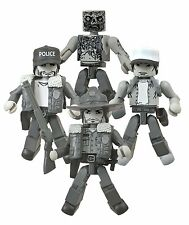 Diamond Select Toys The Walking Dead Minimates: Days Gone Bye B&W Sdcc 2014 Exc