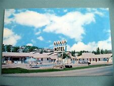 Belair Motel  RAPID CITY SOUTH DAKOTA SD Vintage Postcard Roadside Mom n Pop