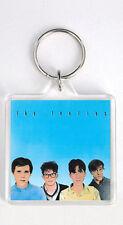 THE FEELIES CRAZY RHYTHMS 1980 LP COVER KEYRING LLAVERO