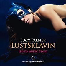 LustSklavin   Erotisches Hörbuch 1 CD von Lucy Palmer   blue panther books