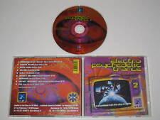 ELECTRO PSICODÉLICO TRANCE 2/SAME (BTM 341) CD ÁLBUM