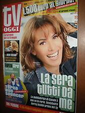 Tv Oggi.BARBARA D'URSO,iii