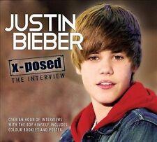 X-posed Bieber, Justin Audio CD New
