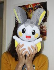 """New Pokemon 12"""" Emolga Emonga Plush toy Large Figure Doll Pokemon Xmas Gift Us"""