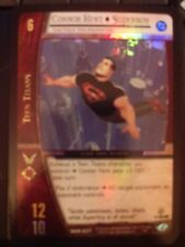 Vs System DC Origins DOR-037 Connor Kent Superboy Tactile Telekinetic FOIL MINT
