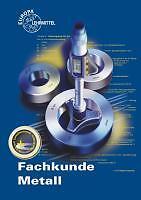 Fachkunde Metall mit CD-ROM von Werner Günter, Josef Dillinger, Eckhard Ignatowi