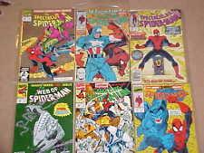 20 Spiderman Comics Venom Green Goblin Hobgoblin Doc Ock The Lizard Carnage