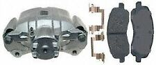 ACDelco 18R2607 Front Left Rebuilt Brake Caliper With Pad