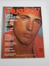 Blueboy Magazine Gay Interest;Male Nudes April 1979 #30-Latin; Fire Island