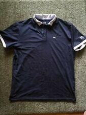 Nike tennis polo shirt size XL RF Roger Federer 2008 French Open