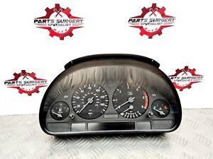 BMW X5 E53 DIESEL INSTRUMENT CLUSTER SPEEDOMETER 62116938455