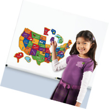 Learning Resources Magnetic US Map Puzzle 7714