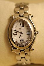 Chopard OVALE Felice Sport Watch, 7 Diamanti galleggiante RIF: 27/8937 -23
