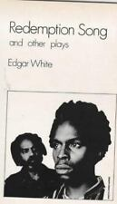 REDEMPTION SONG AND OTHER PLAYS EDGAR WHITE BOOK BOOT DANCE LES FEMMES NOIRES -