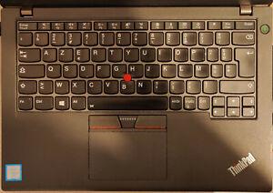 LENOVO Thinkpad X270 - RAM 8Go - SSD 180GB  - i5@2.60Ghz