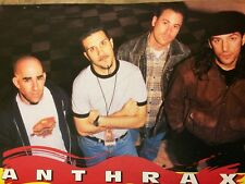 Anthrax, Full Page Vintage Pinup