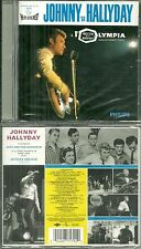 CD - JOHNNY HALLYDAY : EN CONCERT LIVE A L' OLYMPIA 1964 ( NEUF EMBALLE - NEW )