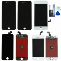For iPhone 5 SE 6 7 8 Plus LCD Display + Touch Screen Digitizer Assembly Replace