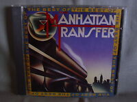 Manhattan Transfer- The Best of - ATLANTIC- Made in Germany