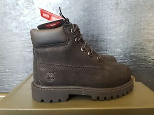 NEW IN THE BOX TIMBERLAND TODDLER 6-INCH PREMIUM WATERPROOF BOOTS FOR TODDLER