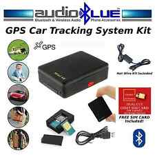 GPS Android Car Tracker Locator - Alarm Bluetooth Tracking