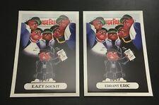 Rare Eazy-E Garbage Pail Kids Topps Wall Art 10x14 GPK Poster Rapper N.W.A. Easy