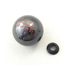 M10x1.5 JDM Type-R 6 Speed Gun Metal Ball Aluminum Shift Knob INTEGRA S2000