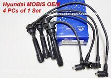 Spark Plug Cable Set For Hyundai Elantra Tucson Tiburon/Coupe 2.0L #2750123B70