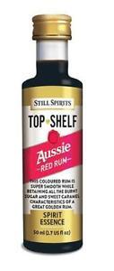 Still Spirits Top Shelf Aussie Red Rum Essence