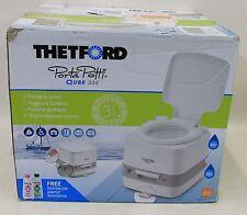 BNIB THETFORD Porta Potti Qube 335 Portable Toilet Motorhome Caravan Camping