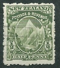 Nueva Zelanda Scott# 107 Usado