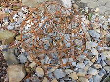 Gartenfiguren skulpturen edelrost design g nstig kaufen ebay - Metallkugel garten ...