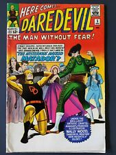 Daredevil 5 -  Marvel Comics - The Matador 1st Appearance, Dec 1964 - Has Pin-Up